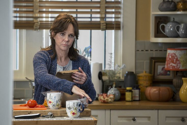 Sally Field slams Spiderman films