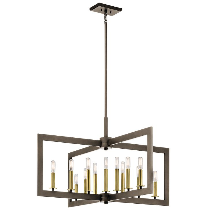 17 best ideas about linear chandelier on