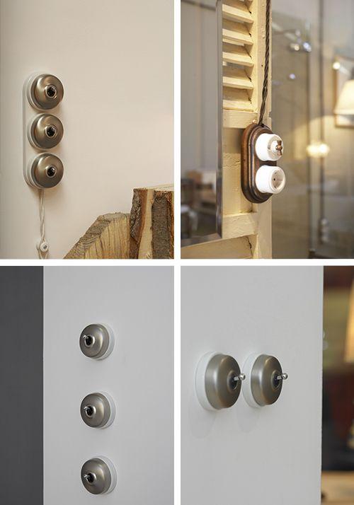 17 meilleures id es propos de prise interrupteur sur. Black Bedroom Furniture Sets. Home Design Ideas