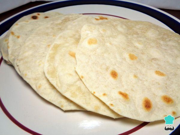 Receta de Tortillas de harina estilo Sonora #RecetasGratis #RecetasMexicanas #ComidaMexicana #CocinaMexicana #Tortillas #Sonora