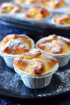 Túrósbatyu-muffin recept
