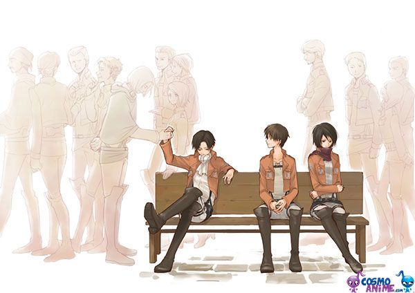 Attack on Titan 001 #background #anime: free high resolution #wallpaper