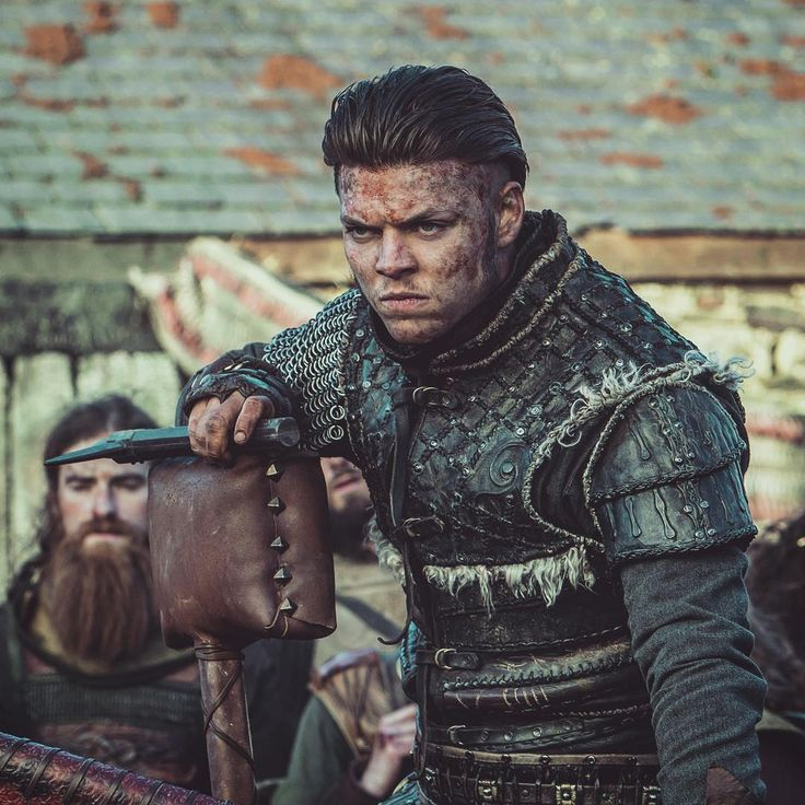 Alex Høgh Andersen, Ivar the Boneless