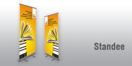 #Banners with #stands