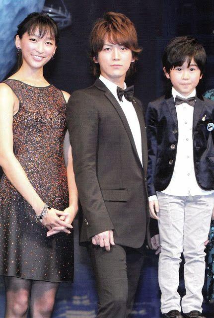 Anne, Kazuya Kamenashi, and Fuku Suzuki