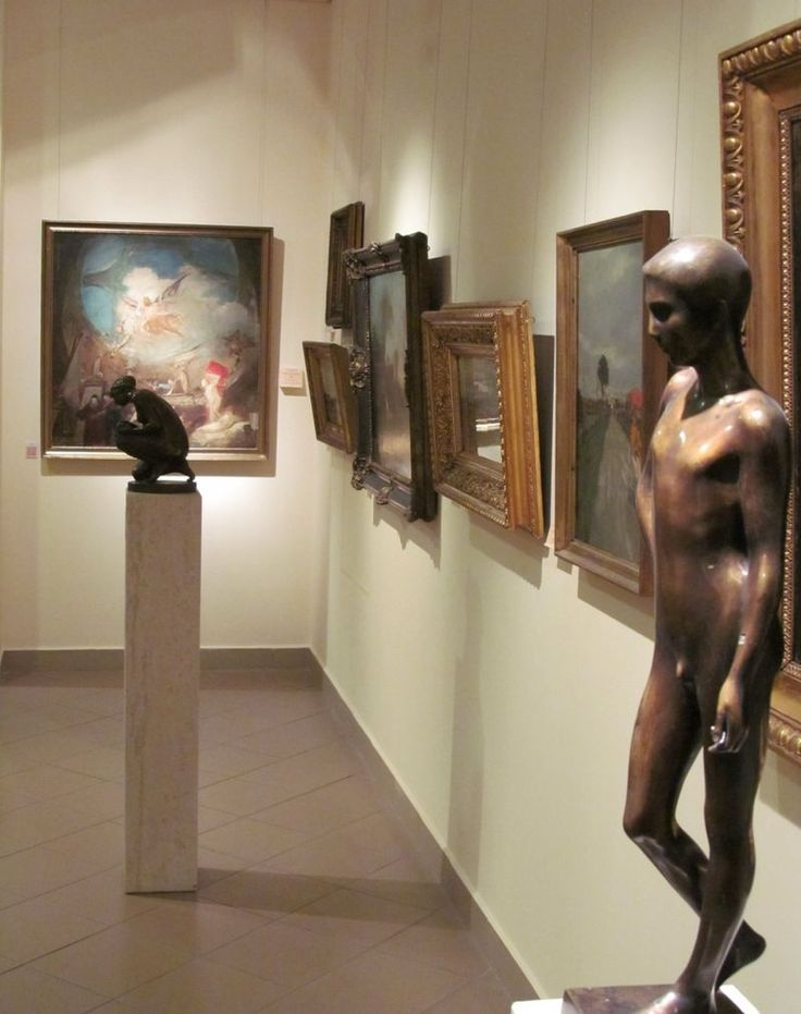 Herman Ottó Múzeum Képtára - Múzeumok, Látnivalók / Múzeum