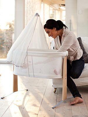 BABYBJÖRN Cradle - Gently lulls your baby to sleep