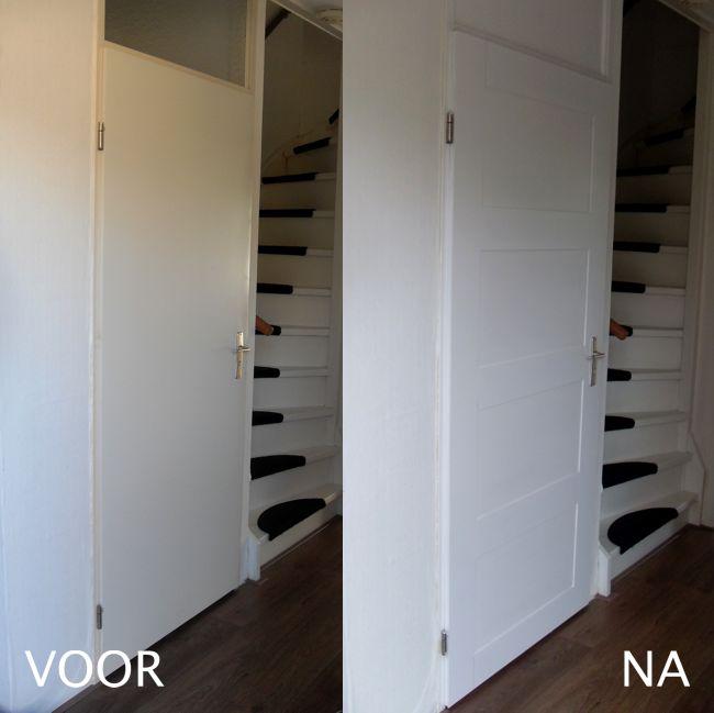 DIY deur opknappen