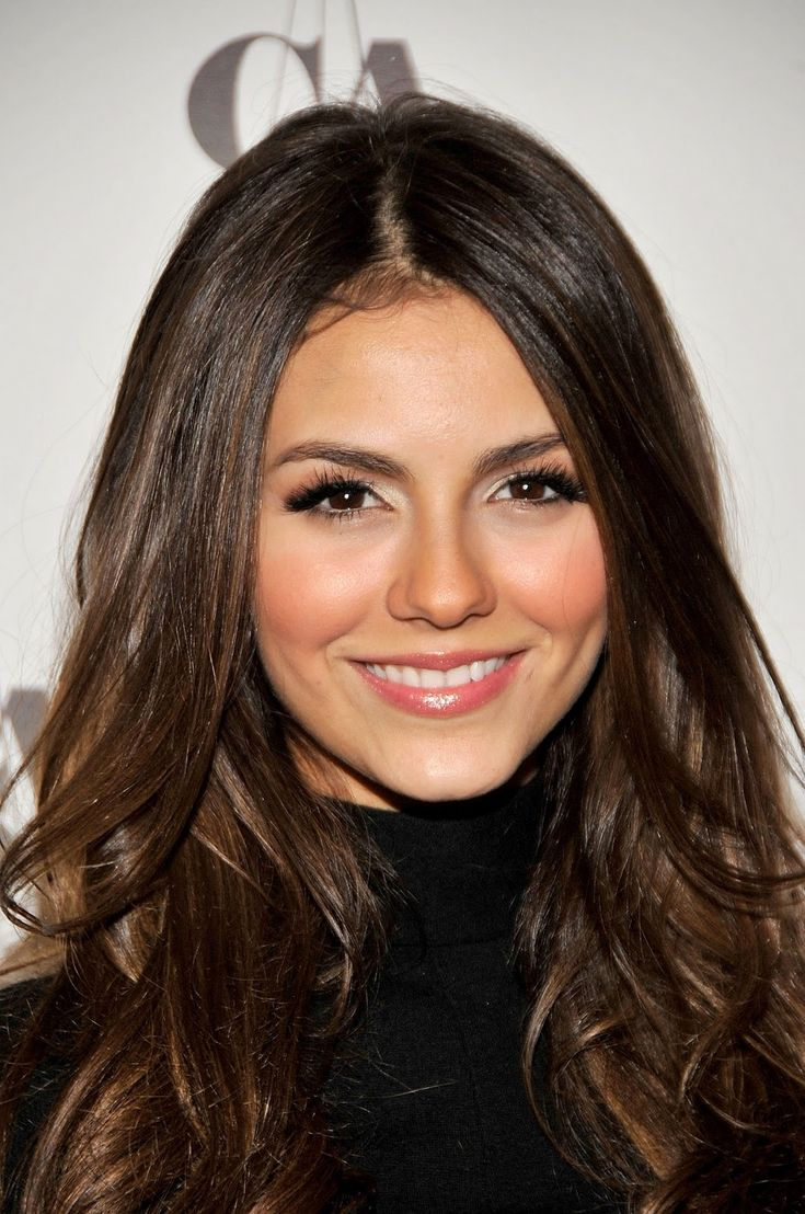 Eye make up. #brunette Victoria Justice
