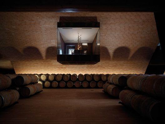 Antinori Winery,© Pietro Savorelli