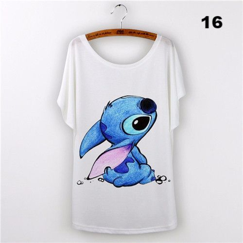 Summer Tee Shirt Women T-shirt Harajuku Elephant Animal Print Short Sleeve Camisetas Mujer White T shirt Women Tops