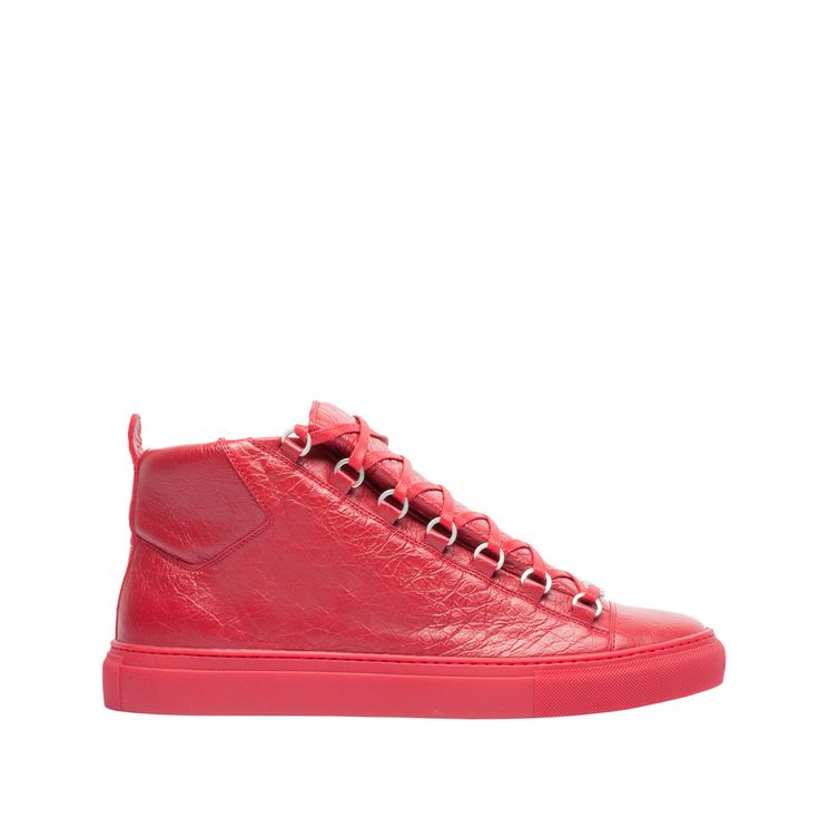 Balenciaga Arena Sneakers for Men - Discover the latest collection at the official Balenciaga online store.