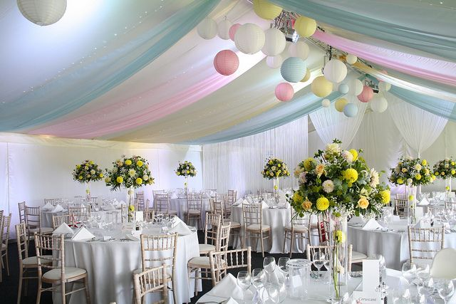 Alrewas Hayes Marquee-evening reception venue