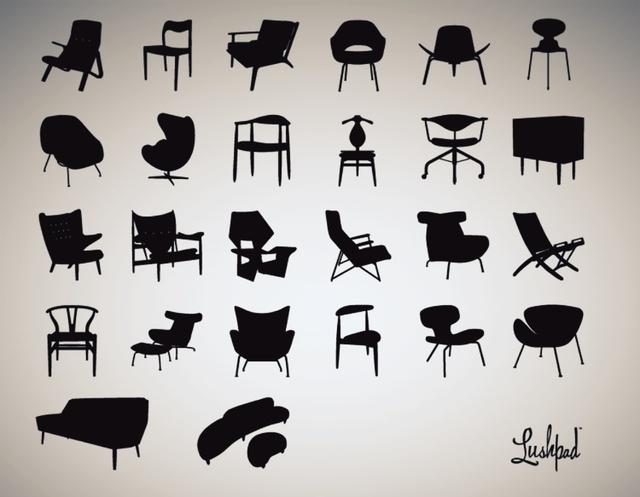 All that evokes Danish Design