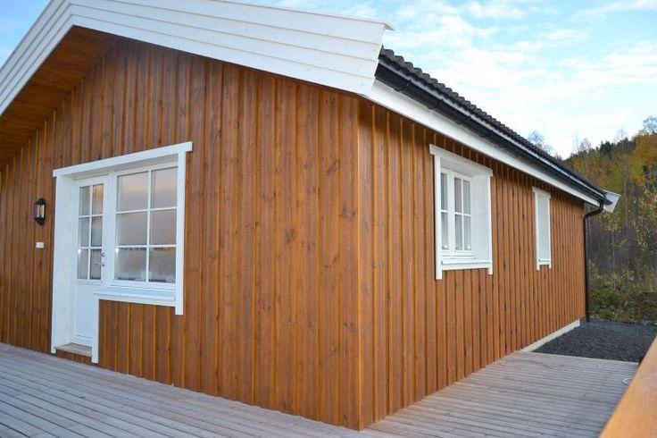 Les 46 meilleures images propos de finitions ext rieures for Maison suedoise en bois