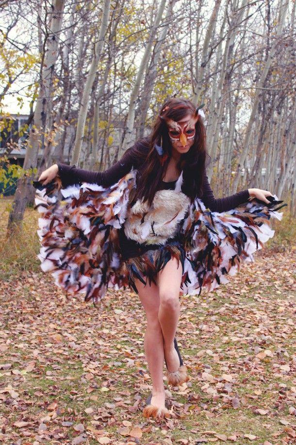 Owl costume inspiration
