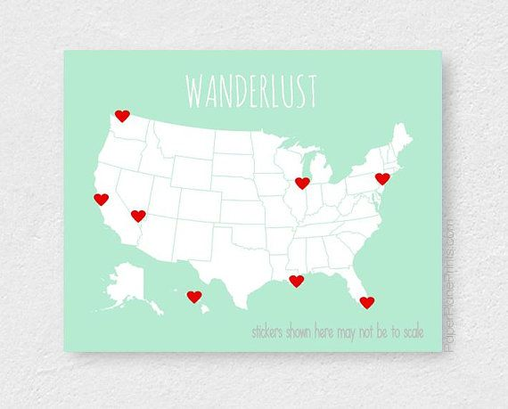 Best Long Distance Map Gallery Images On Pinterest Long - Large us road wall map