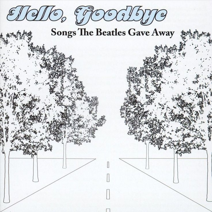 Various Artists - Hello, Goodbye: Songs the Beatles Gave Away (CD)