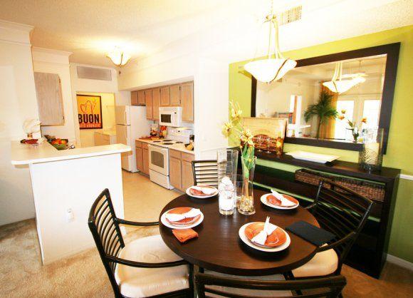 Apartments uniquely designed kitchen areas | Ashlar Apartment ...