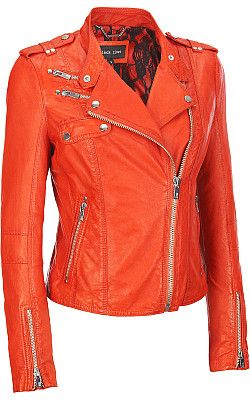 Wilson Leather Jacket Womens