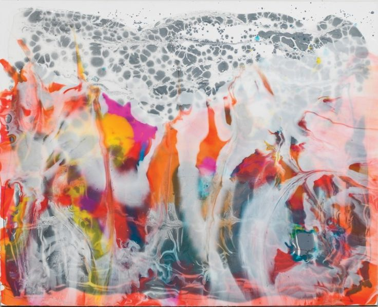 'DREAMING ONE'  Mixed Media And Resin On Canvas 5.0cm (D) x 120.0cm (H) x 150.0cm (W)