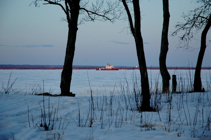 Nothing is quite as beautiful as a boat floating along the icy St. Marys River in Sault Ste. Marie, Michigan. If you haven't heard of Marine Traffic, it is a wonderful place to track freighters. But did you know that you can track other vessels, too? Utilize this free tool to track freighters and other vessels as they are doing their last bit of winter travelling.