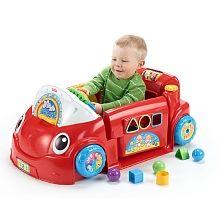Fisher-Price - Laugh & Learn - Crawl Around Car - English Edition