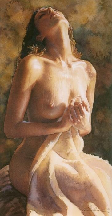 The fine art #nude: Steve Hanks