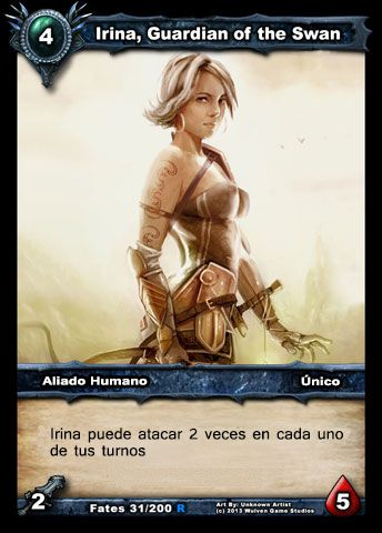 Spanish Shadow Era TCG Photobucket  by JFeuer who translated Shattered Fates card into Spanish for fellow players
