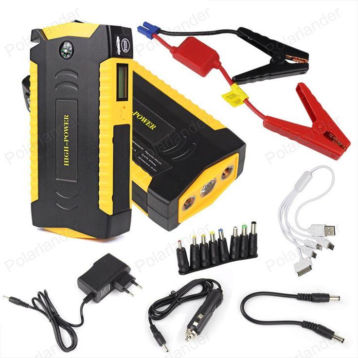 15000mAh Car Jump Starter Discount  Mini Emergency Charger Battery Booster Power Bank Min Jump Starter for Car