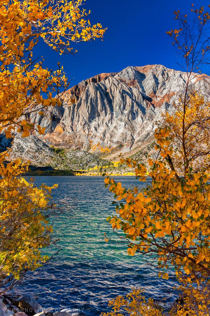 Convict Lake, Mammoth Lakes, Eastern Sierras, California. I want to go see this place one day. Please check out my website thanks. www.photopix.co.nz