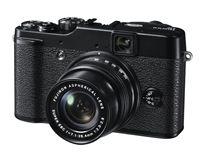 Fujifilm X10 Digital Camera - Black