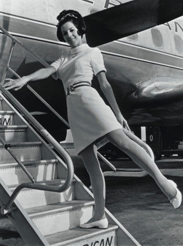 Airline Style Through the Years - The Daily Beast