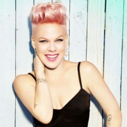 Pink net worth is estimated at $ 115 million. Description from bornrich.com. I searched for this on bing.com/images