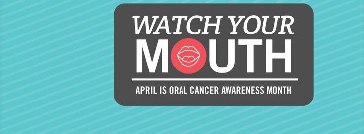 Have you had your mouth checked for cancer?