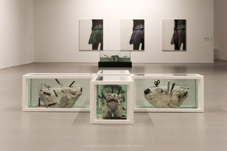 Damien Hirst et Louise A Lawler http://artandfacts.fr/art-lovers