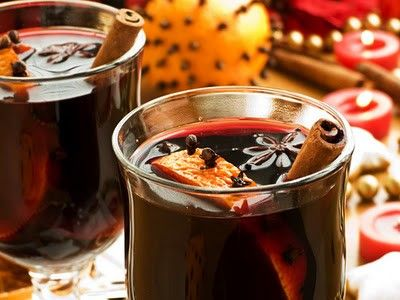Vin Brule: Or Mulled wine is made with red wine along with various spices and raisins. It is served hot or warm during winter. Infatuation:<3<3