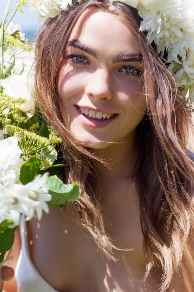 Stunning. Vogue Brides editorial with Bambi Northwood-Blyth and Dan Single.  Image: Nicole Cooper.