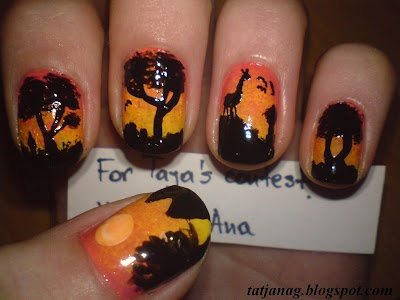 If anyone could do this for me before I go see the Lion King I would: 1) pee myself and 2) pay you a million bucks.