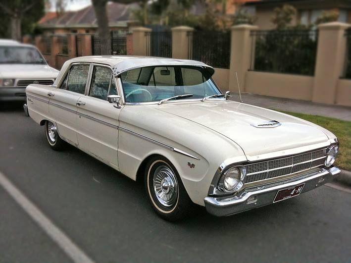 My 1964 XM Ford Falcon