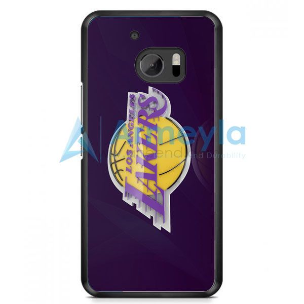 La Lakers Los Angeles Basketball Nba HTC One M10 Case | armeyla.com