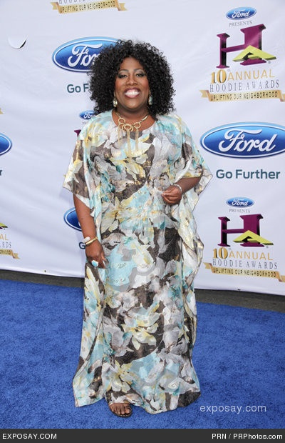 Sheryl Underwood, just change the dress and you have Lula