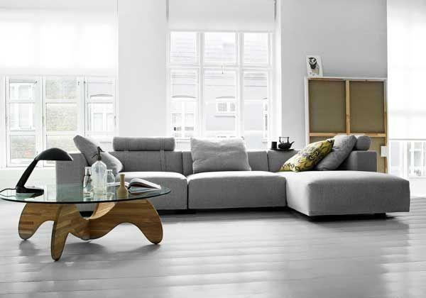 Skøn sofa fra Eilersen i lækkert design og kvalitet. #indretning #design #eilersen