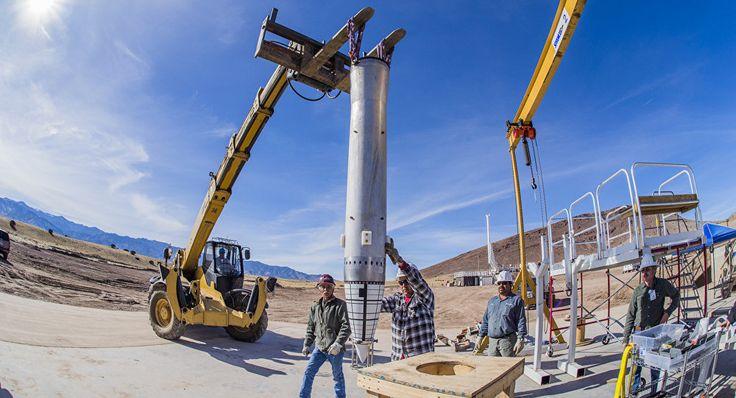 Disso Voce Sabia?: Força Aérea dos EUA testa com sucesso bomba nuclear de gravidade