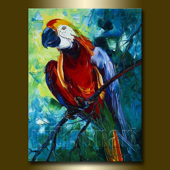 Modern animal painting for Animal oil paintings