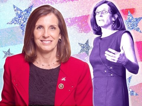Congresswoman Martha McSally has faced sexism, hostility, and threats for her entire career. But she refuses to back down.