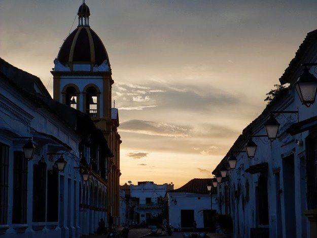 Tome un crucero por el río a la tranquila ciudad de Mompox