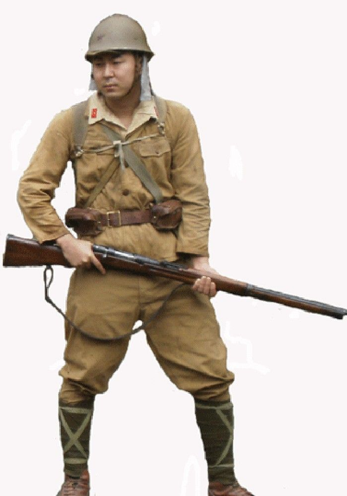 Pictures of Japanese Soldier Ww2 Uniform - #rock-cafe