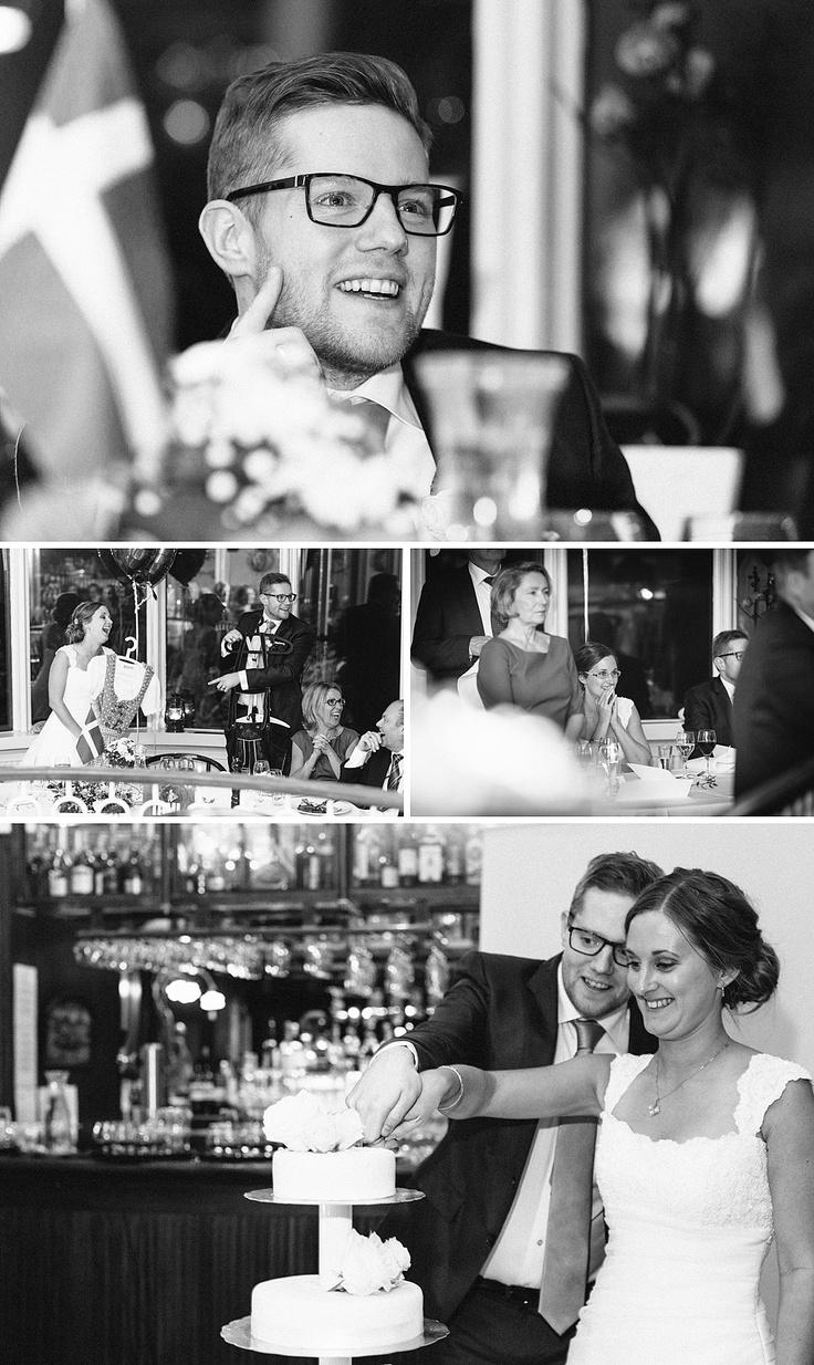 Charlotte & Mathias - Bröllop på Vaxholms Hotell