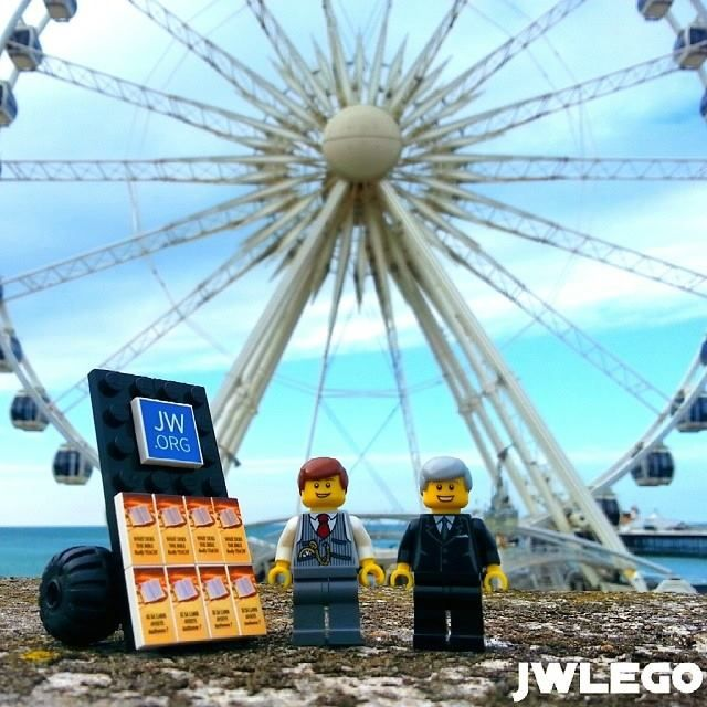 Jehovah S Witness Toy : Best jw lego images on pinterest legos and the